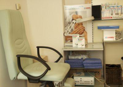 Medizinische-Fusspflege-Porz-Stuhl